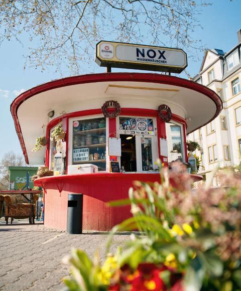 Wasserhäuschen Frankfurt Nox