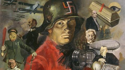 Horst Naumann, Weimarer Fasching, um 1928/29