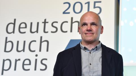 Frank Witzel Buchpreis