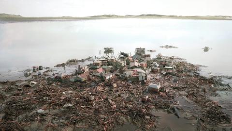 Thomas Wrede, Real Landscapes, Nach der Flut, 2012