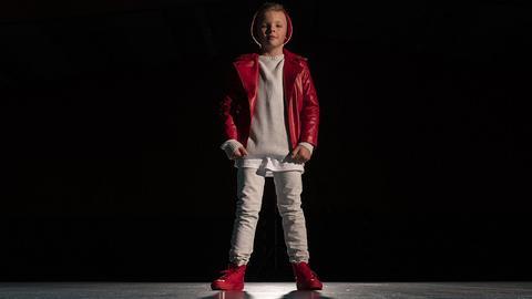 Zehnjähriger Artur aus Burghaun