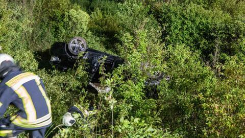 Unfall A7 Fulda