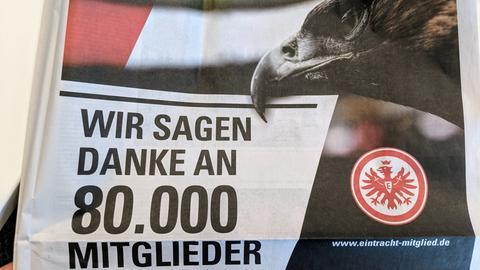 Anzeige Eintracht