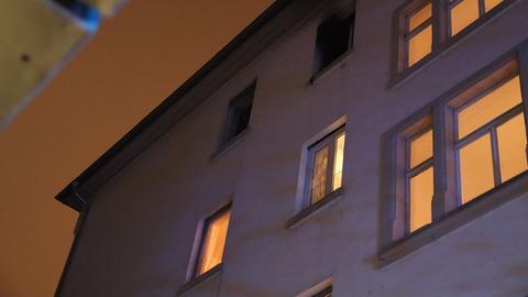Brand Wohnung Frankfurt Westend