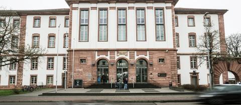 Das Hanauer Amts- und Landgericht