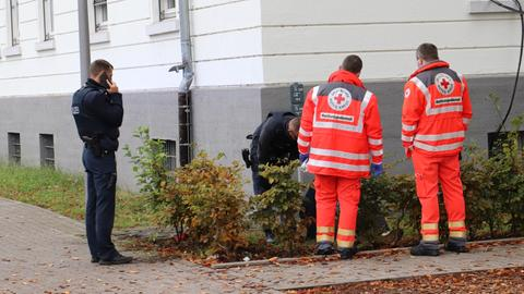 Hanau Polizei Bissattacke