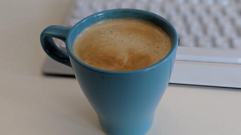 Kaffee Nummer drei