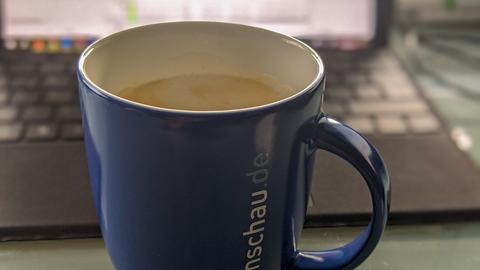 Ohne Kaffee ist das Leben nur halb so schön.
