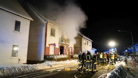 Brand Karlshafen