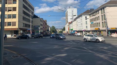 Fußgängerzone Kassel