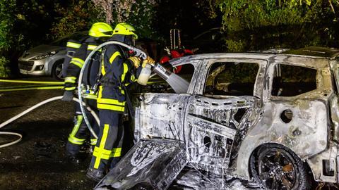 Feuerwehreinsatz in Kriftel