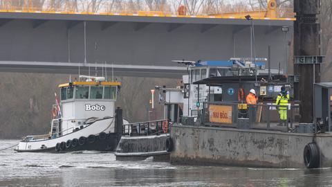 Schiersteiner Brücke bekommt letztes Teilstück