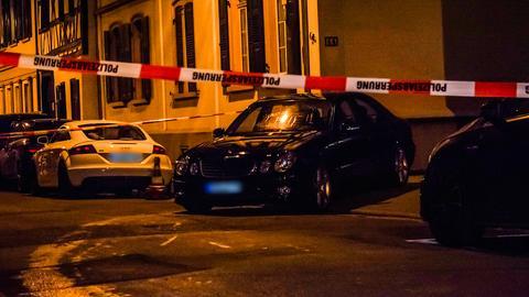 Polizeieinsatz nach Schießerei in Wiesbaden