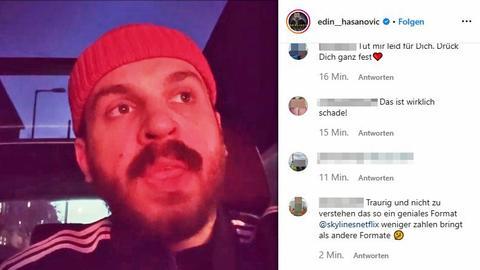 Instagram @edin__hasanovic