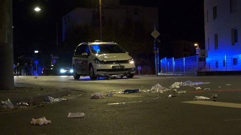 Taxi Radfahrer Unfall