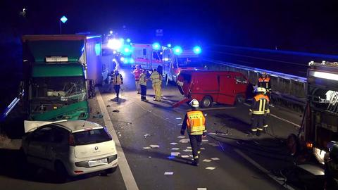 Unfall Zwingenberg