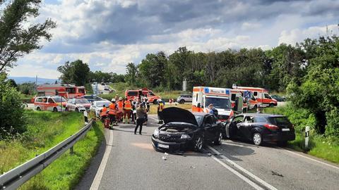 Unfall Kastel