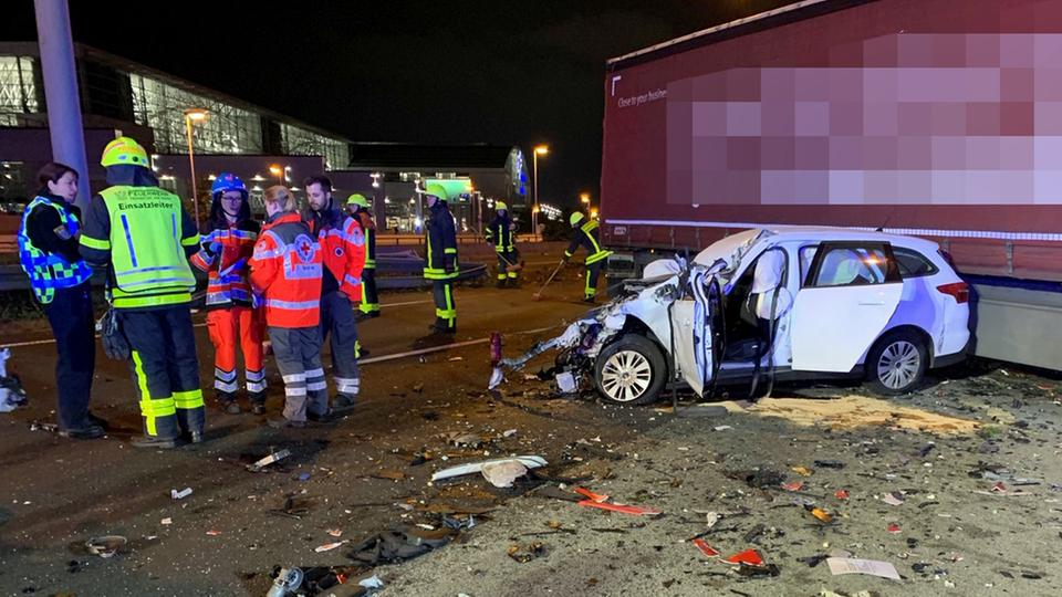 Unfall B456 Heute