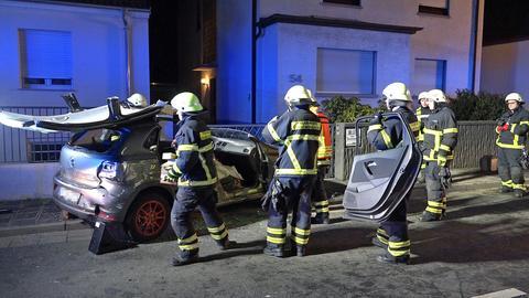 Rettungseinsatz in Mühlheim am Main