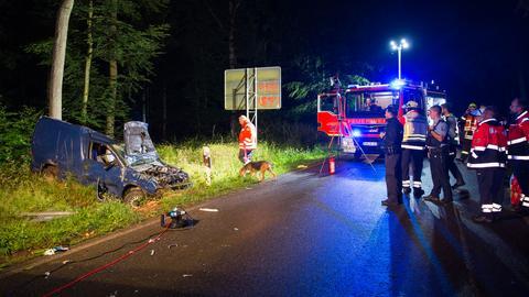 Unfall Rheingau
