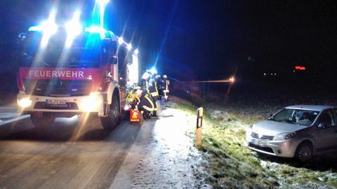 Feuerwehreinsatz bei Romrod