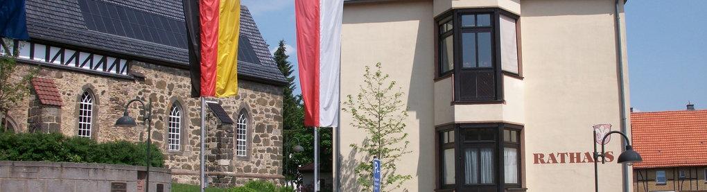 Rathaus Ahnatal