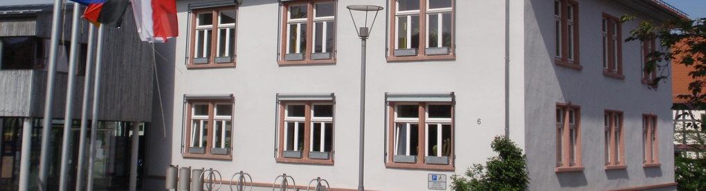 Alsbach-Hähnlein Rathaus