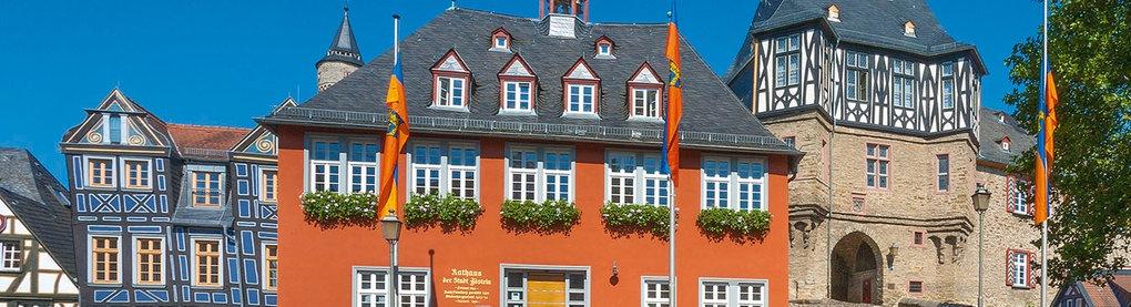 Rathaus in Idstein