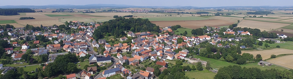 Willingshausen Luftbild