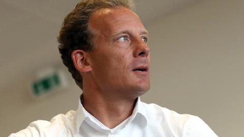Alexander Falk, Erbe des Stadtplan-Verlags, bei einem früheren Verfahren 2012 vor dem Landgericht Hamburg