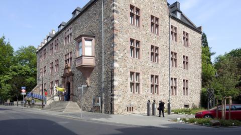 Oberhessisches Museum im Alten Schloss in Gießen