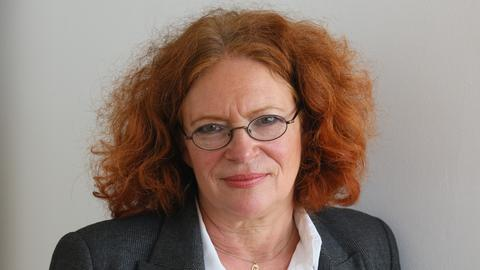 Anetta Kahane, Vorsitzende der Amadeu Antonio Stiftung