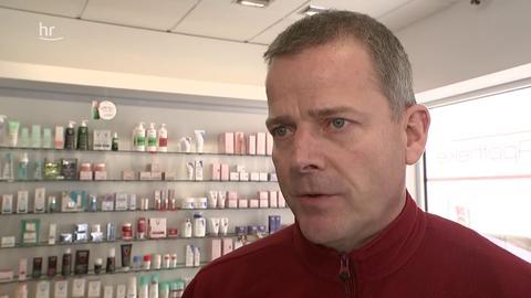 Apotheker Gunther Bötrich