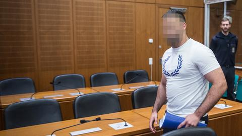 Aria L. im Gerichtssaal