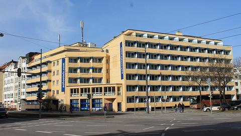 a&o-Hostel in München an der Hackerbrücke