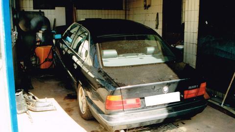 Das Auto von Adem Bozkurt