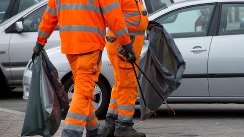 Autobahnmeisterei Reinigung