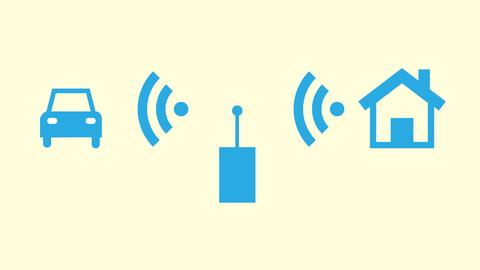 Funksignal verstärken