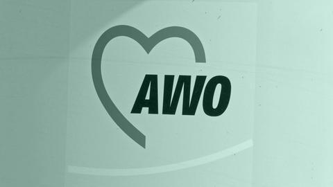 AWO-Schriftzug
