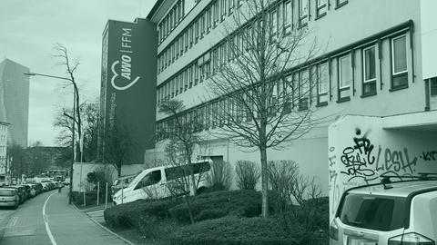 AWO-Zentrale in Frankfurt