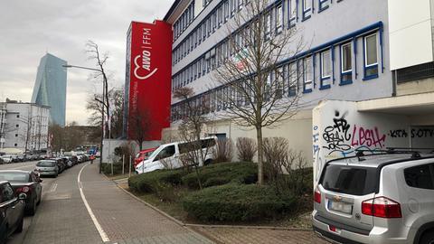 Frankfurter AWO-Zentrale wird durchsucht.