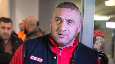 Aygün Mucuk bei einer Boxveranstaltung in Offenbach im Februar dieses Jahres.