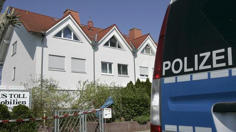 Tatort Babenhausen: Hier wurde 2009 ein Ehepaar getötet, die Tochter verletzt.