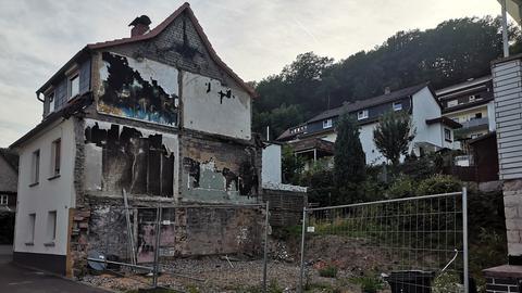 Beim Brand dieses Hauses fiel das Problem erstmals auf.
