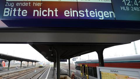 Bahnhof Friedberg