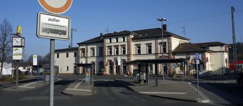 Bahnhof Wächtersbach