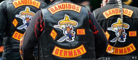 Kutten der Bandidos