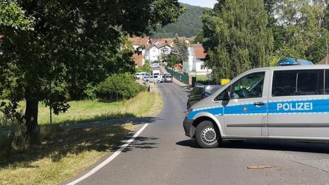 Wächtersbach Polizeieinsatz