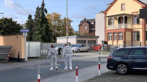 Tatort in der Limburger Innenstadt