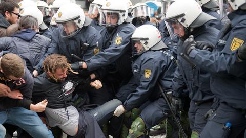 Blockupyeinsatz